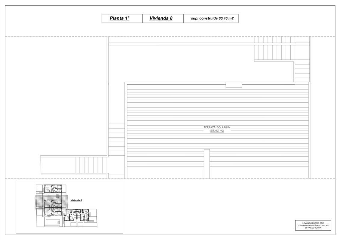 Foto 11 : Appartement te 30740 SAN PEDRO DEL PINATAR (Spanje) - Prijs € 139.900