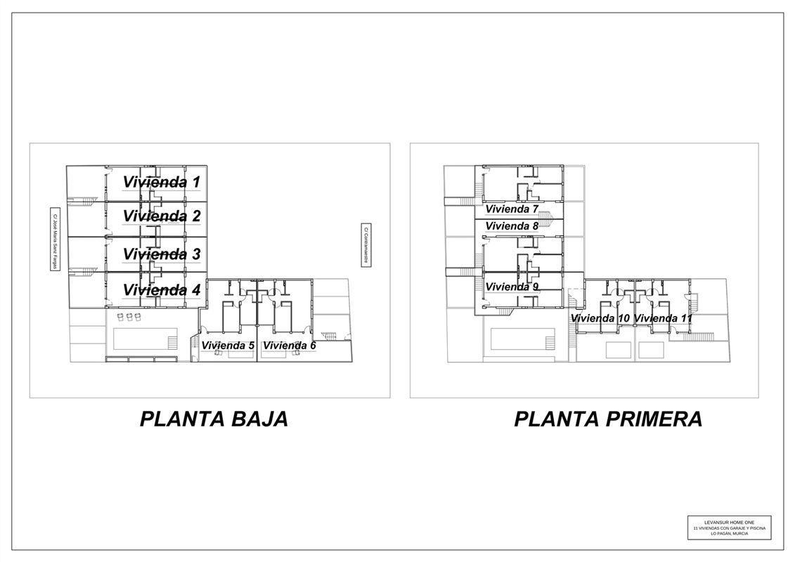 Foto 12 : Appartement te 30740 SAN PEDRO DEL PINATAR (Spanje) - Prijs € 139.900