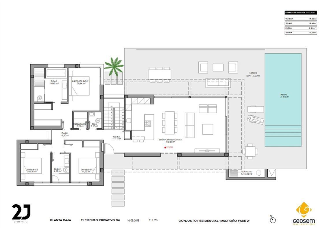 Foto 12 : Villa te 03189 ALICANTE (Spanje) - Prijs € 715.000