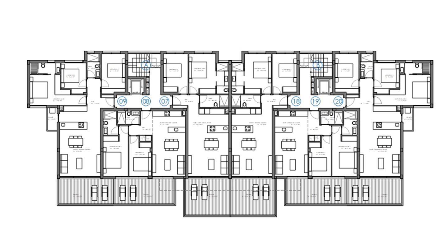 Foto 7 : Appartement te 03189 ORIHUELA (Spanje) - Prijs € 259.000