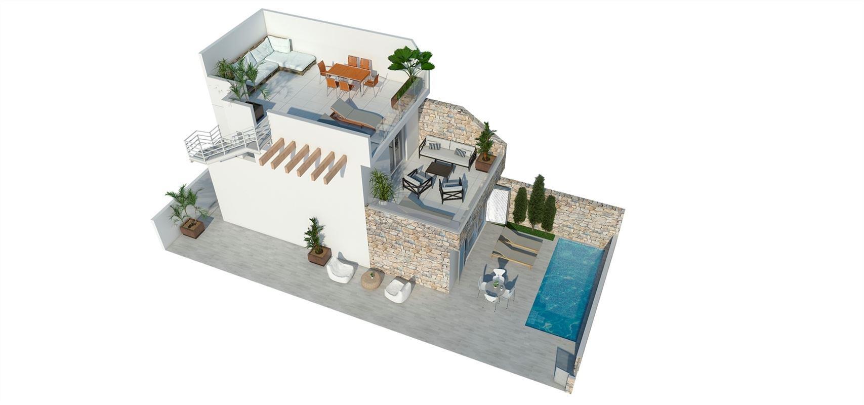 Foto 17 : Huis te 30710 LOS ALCÁZARES (Spanje) - Prijs € 250.000