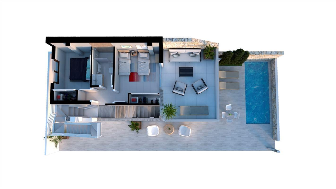 Foto 14 : Huis te 30710 LOS ALCÁZARES (Spanje) - Prijs € 250.000