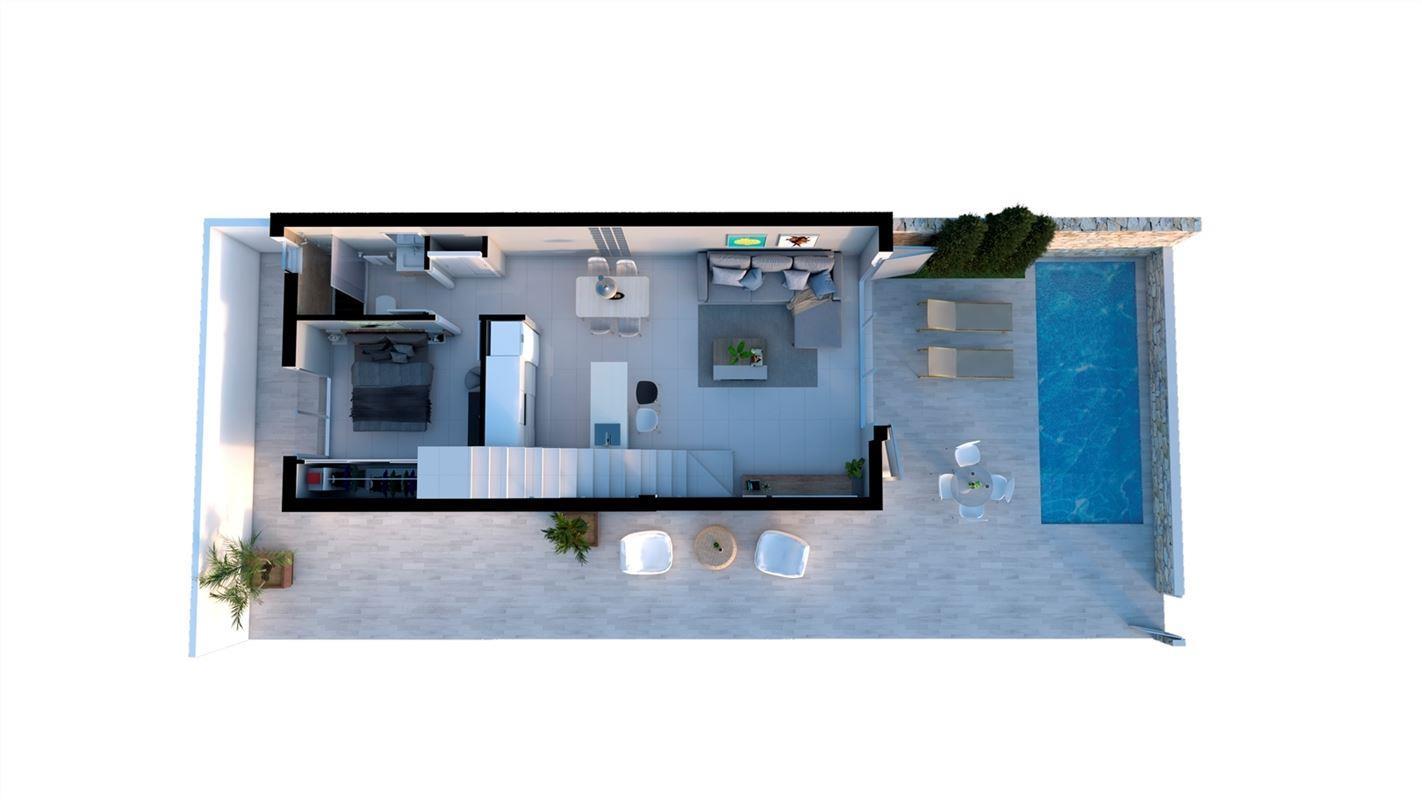Foto 13 : Huis te 30710 LOS ALCÁZARES (Spanje) - Prijs € 250.000