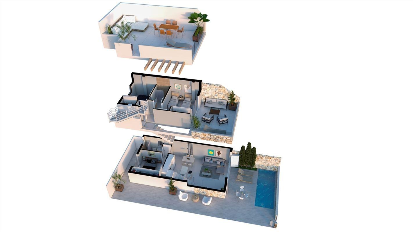 Foto 16 : Huis te 30710 LOS ALCÁZARES (Spanje) - Prijs € 250.000