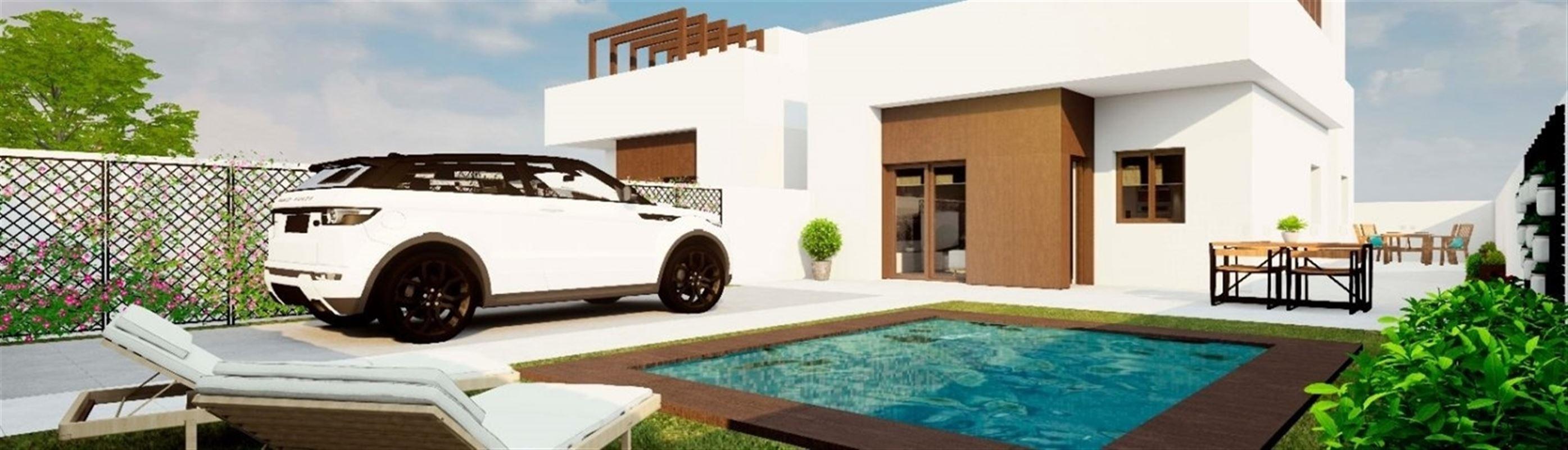Foto 2 : Villa te 03190 PILAR DE LA HORADADA (Spanje) - Prijs € 219.000
