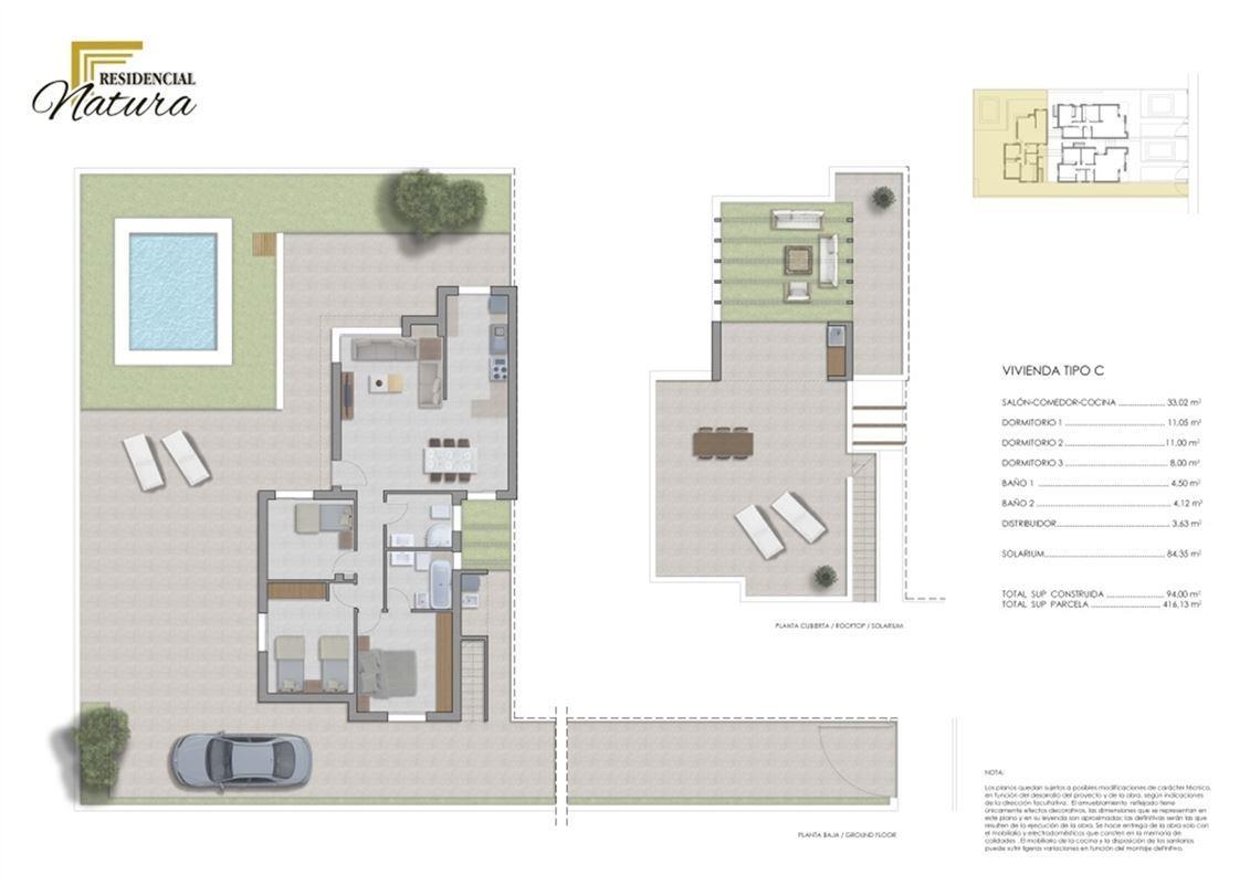 Foto 12 : Villa te 03190 PILAR DE LA HORADADA (Spanje) - Prijs € 219.000