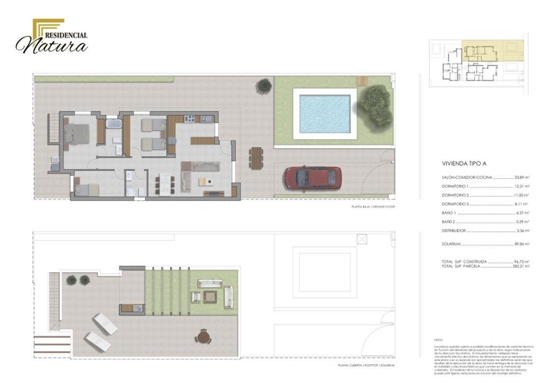 Foto 10 : Villa te 03190 PILAR DE LA HORADADA (Spanje) - Prijs € 219.000