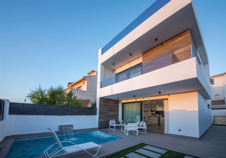 Foto 21 : Villa te 30720 SANTIAGO DE LA RIBERA (Spanje) - Prijs € 265.000