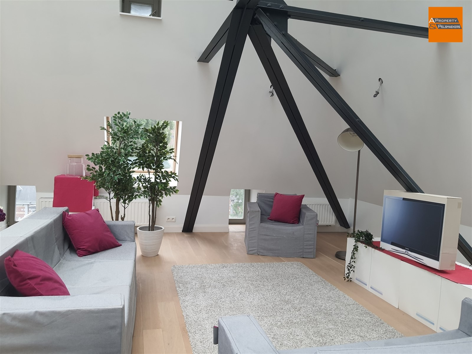 Image 8 : Duplex/penthouse IN 1070 Anderlecht (Belgium) - Price 587.814 €