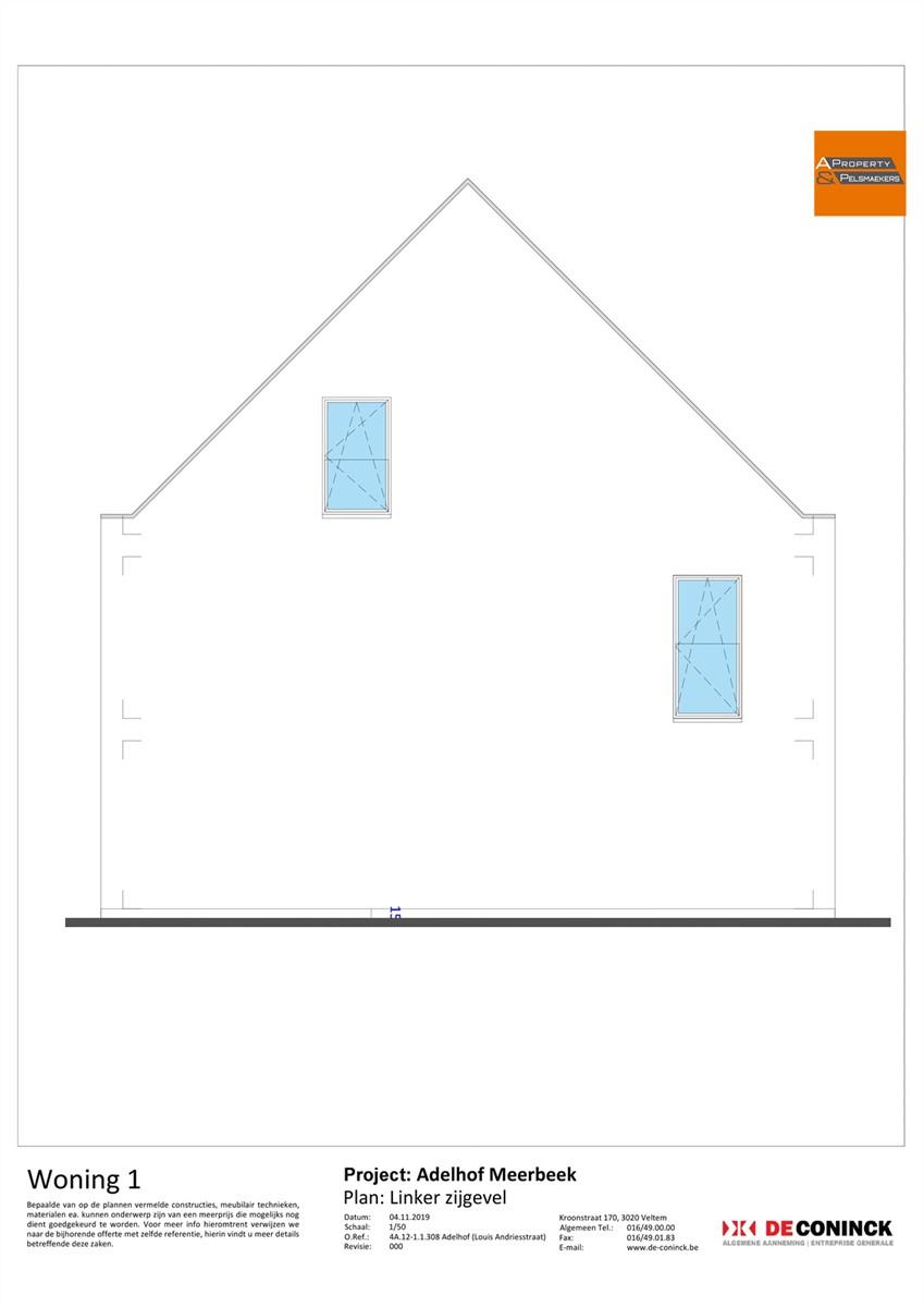 Image 10 : House IN 3070 KORTENBERG (Belgium) - Price 484.500 €