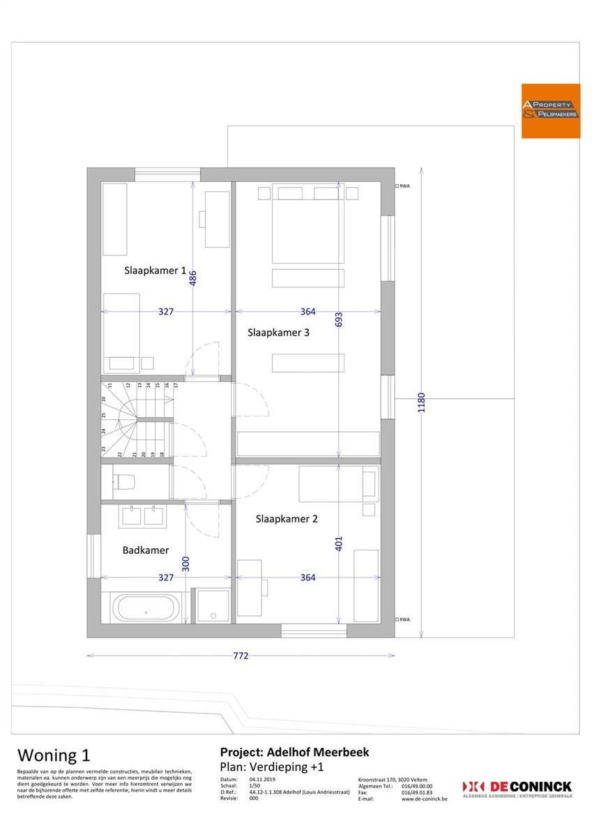 Image 11 : House IN 3070 KORTENBERG (Belgium) - Price 484.500 €