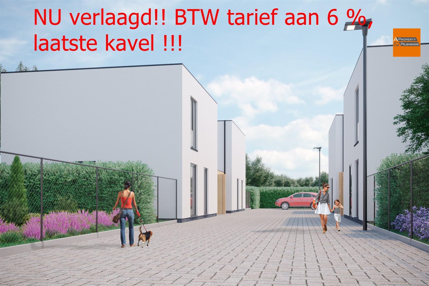 Real estate project : Adelhof  NU Verlaagd BTW tarief aan 6 %, laatste kavel ! IN MEERBEEK (3078) - Price