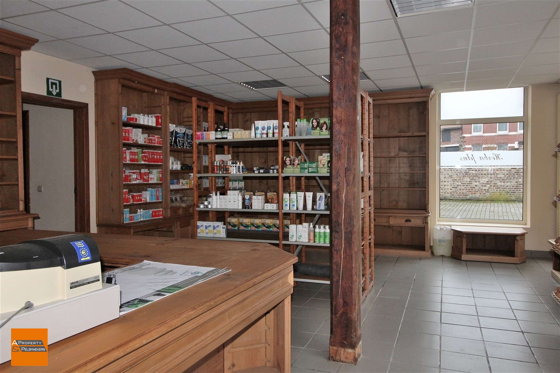 Foto 4 : Winkelruimte in 3272 TESTELT (België) - Prijs € 850