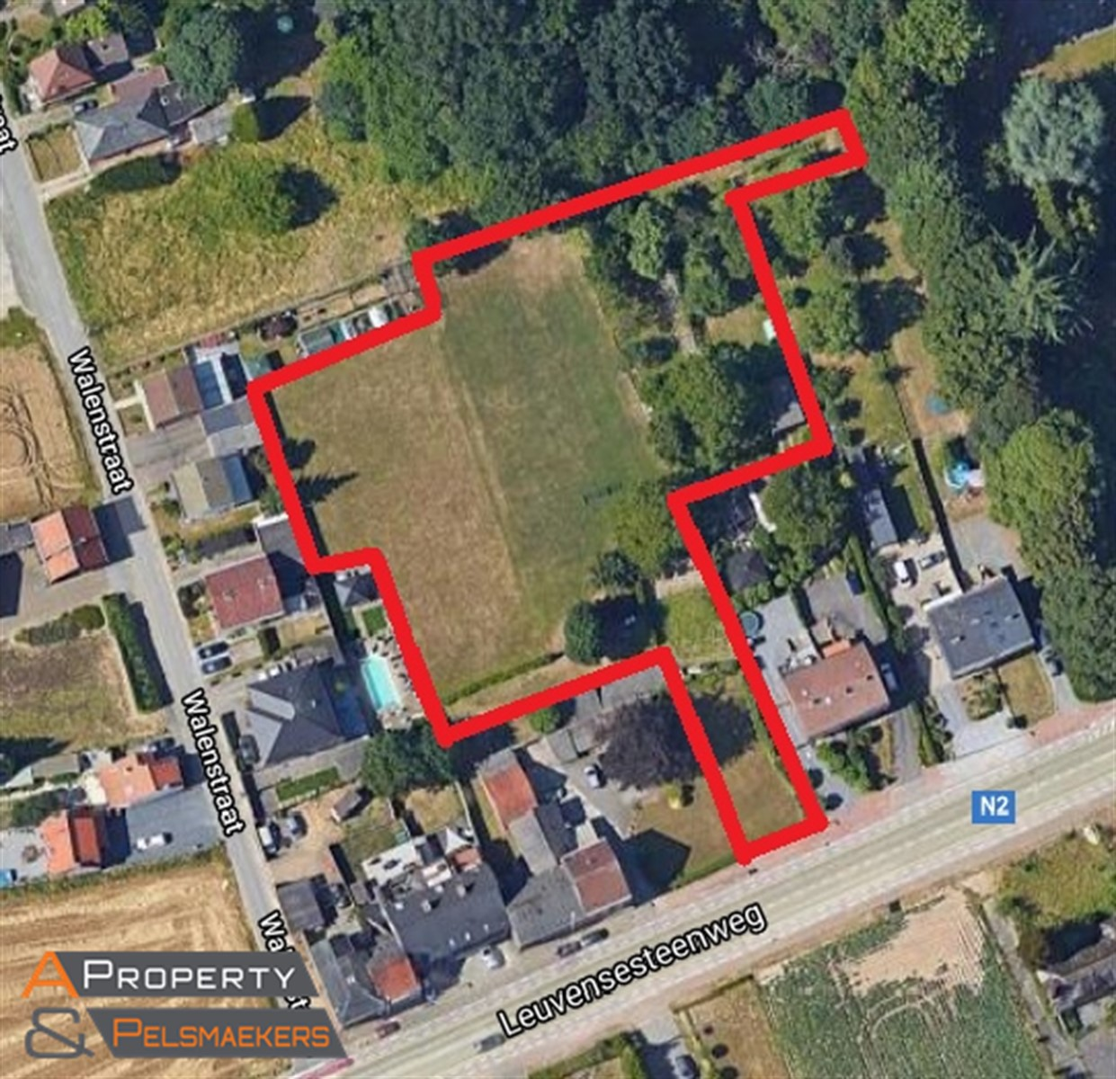 Image 1 : Building land IN 3070 KORTENBERG (Belgium) - Price 750.000 €