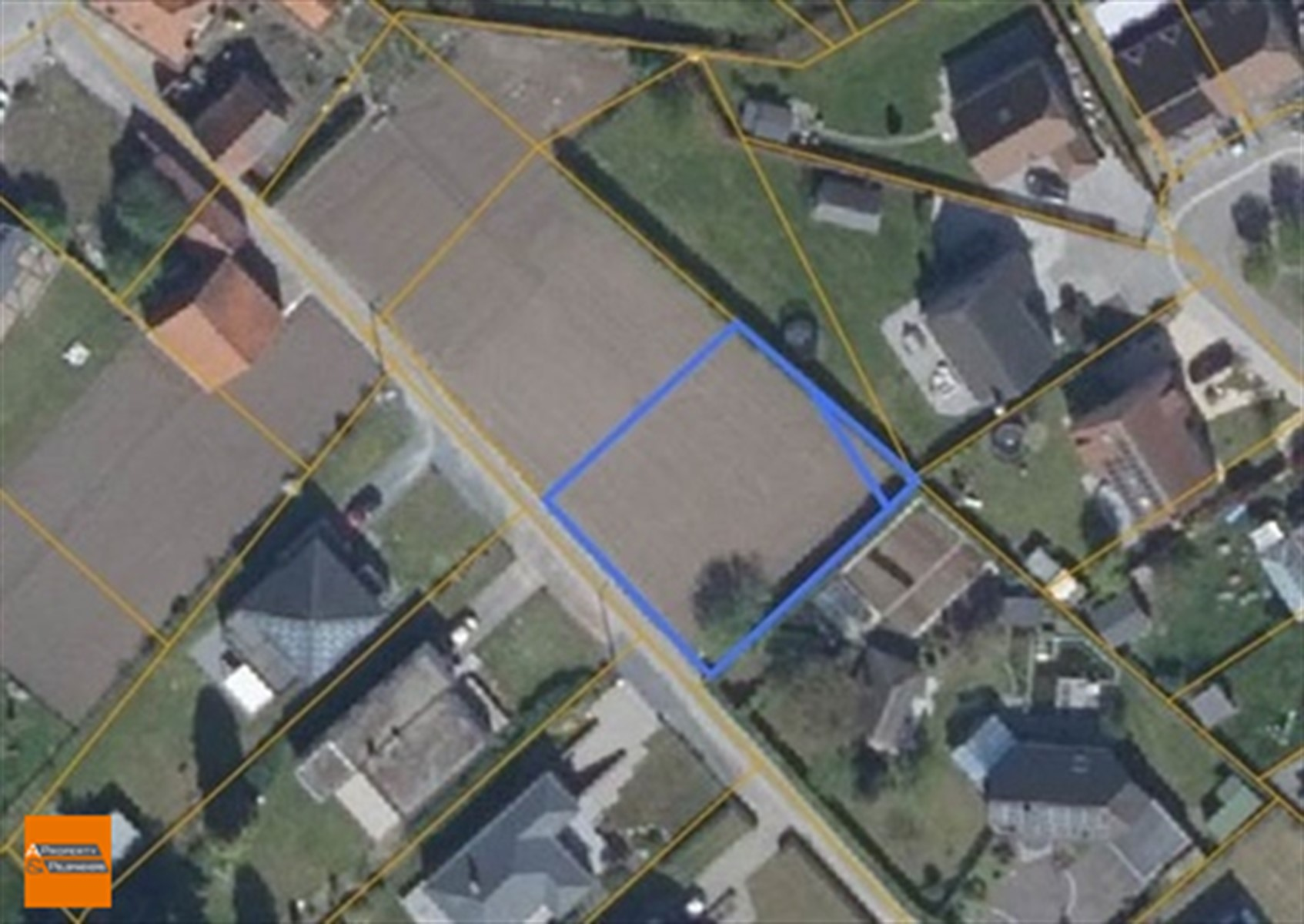 Image 2 : Building land IN 1820 MELSBROEK (Belgium) - Price 186.000 €