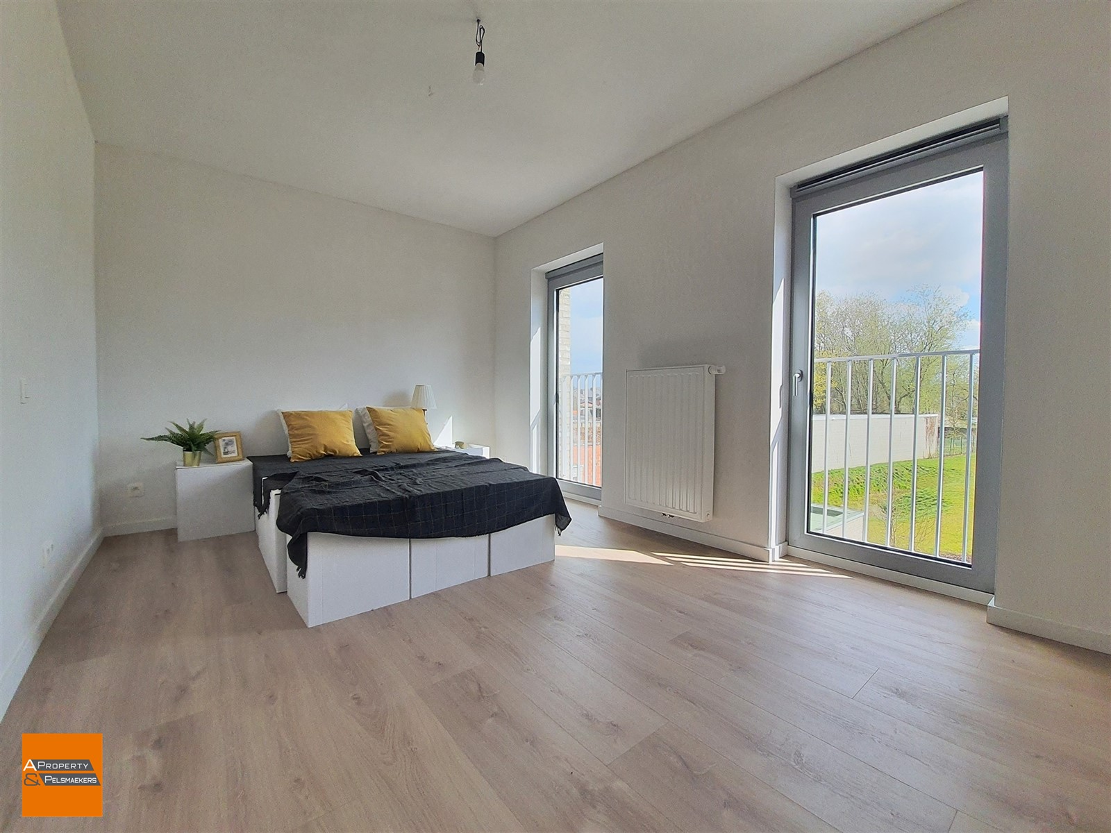 Foto 8 : Duplex/Penthouse in 2250 OLEN (België) - Prijs € 258.191