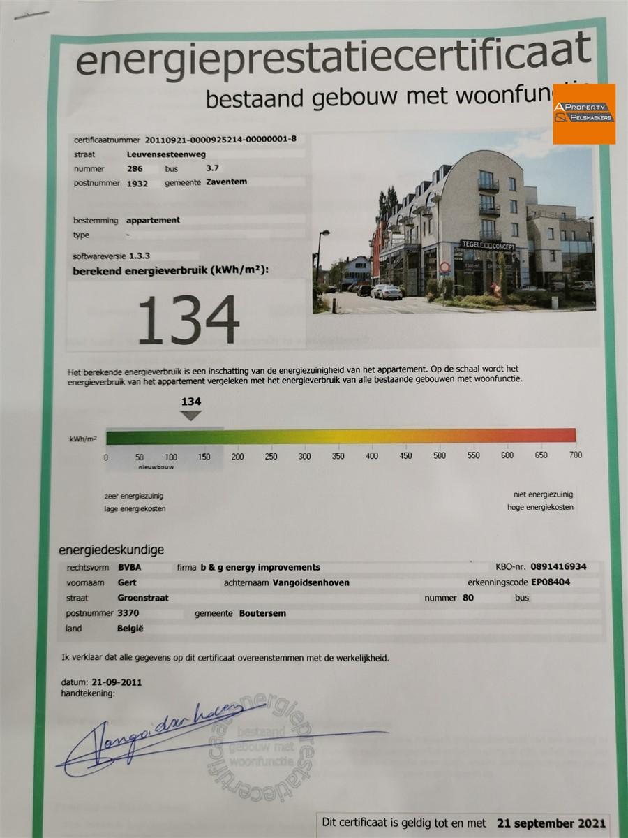 Foto 24 : Appartement in 1932 SINT-STEVENS-WOLUWE (België) - Prijs € 289.000