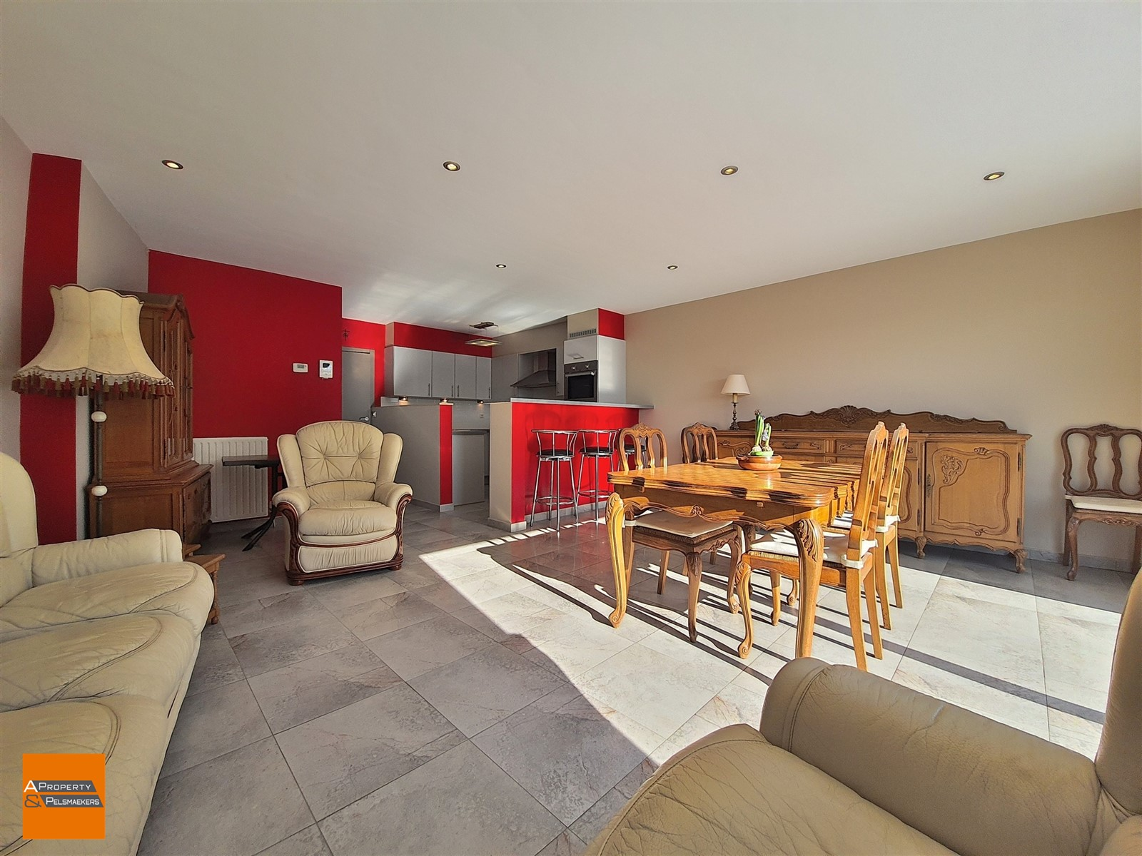 Foto 3 : Appartement in 1930 NOSSEGEM (België) - Prijs € 299.000