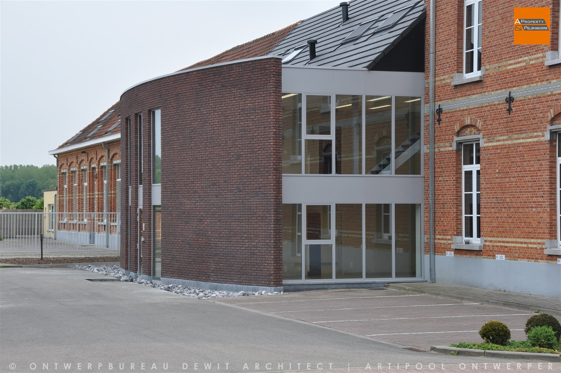 Image 3 : Offices IN 1910 KAMPENHOUT (Belgium) - Price 995 €
