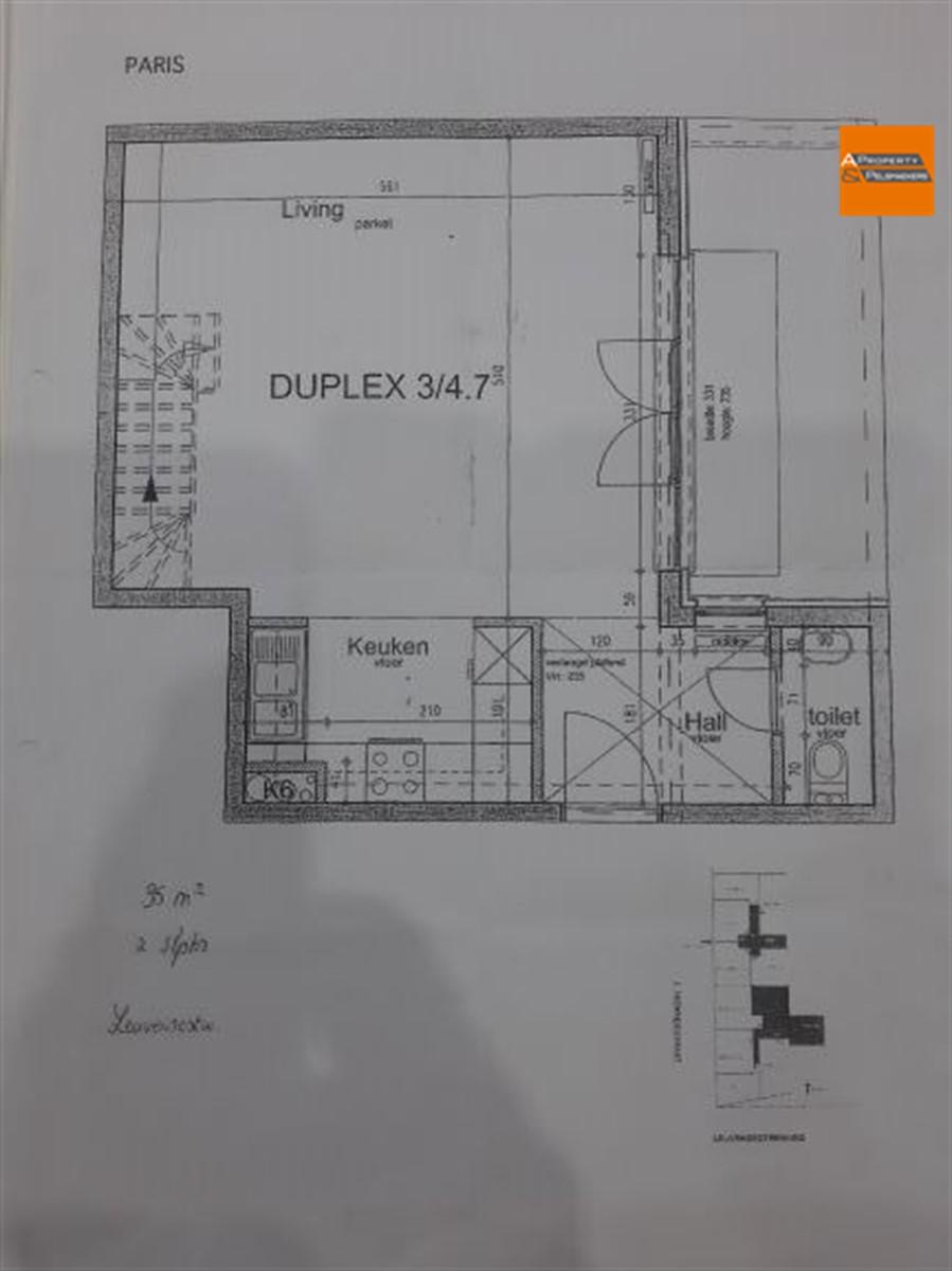 Foto 25 : Appartement in 1932 SINT-STEVENS-WOLUWE (België) - Prijs € 289.000