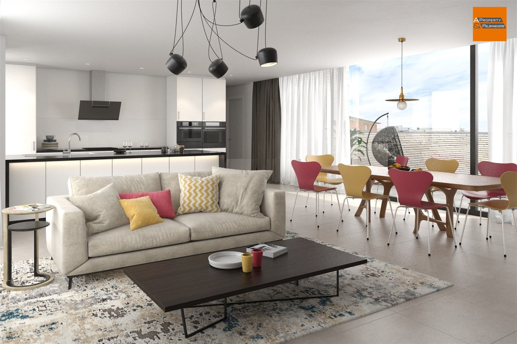Foto 1 : Appartement in 3020 HERENT (België) - Prijs € 364.410