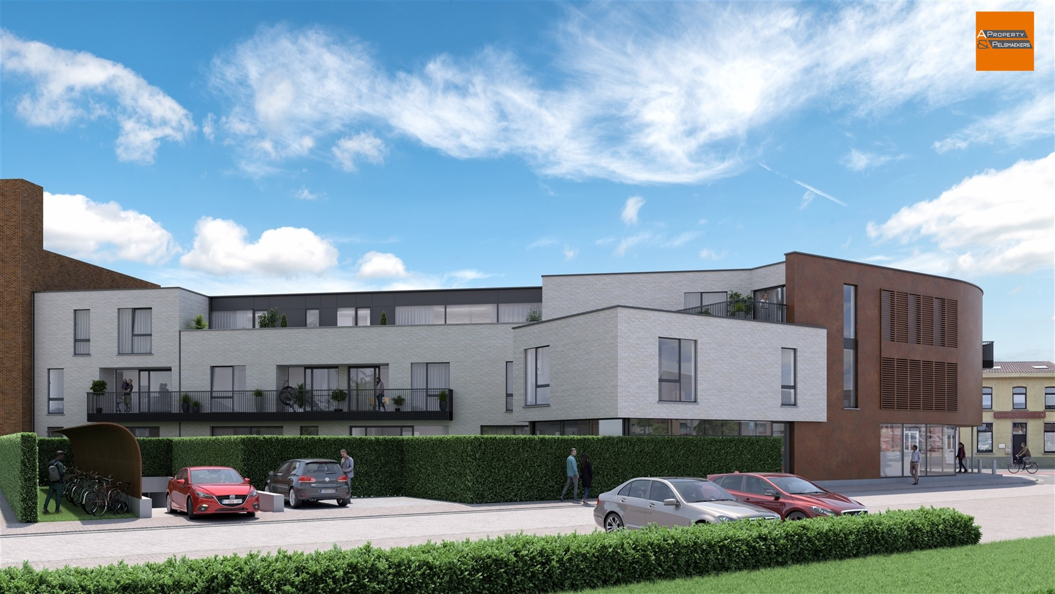 Foto 6 : Appartement in 3020 HERENT (België) - Prijs € 293.568