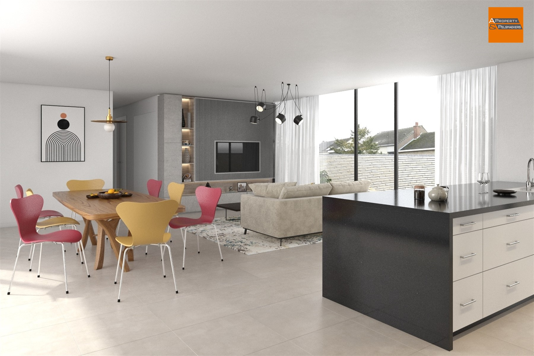 Image 3 : Apartment IN 3020 HERENT (Belgium) - Price 418.545 €