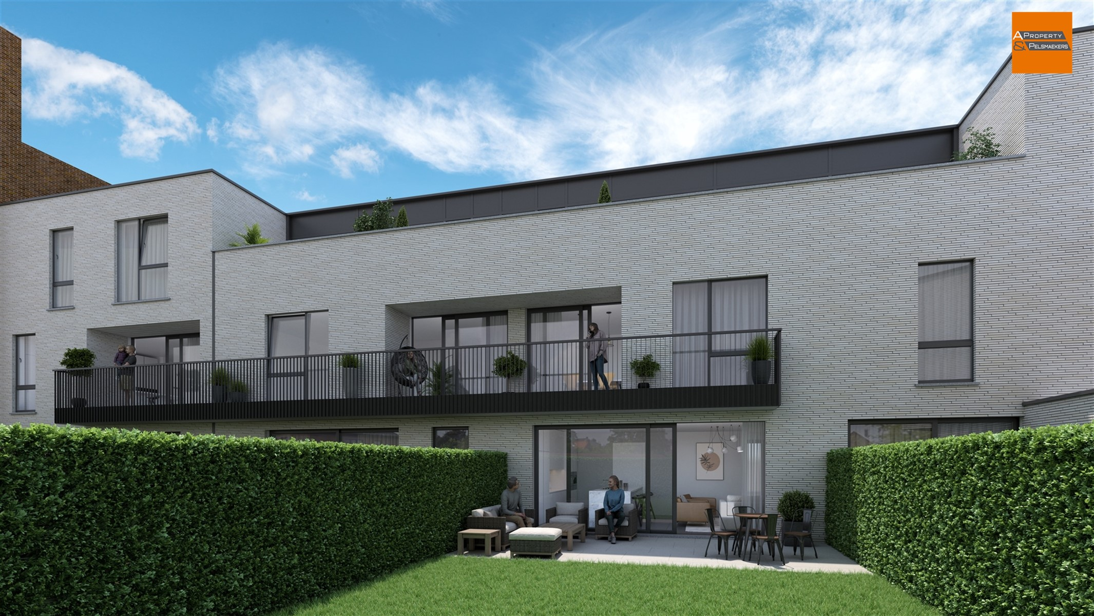 Image 5 : Apartment IN 3020 HERENT (Belgium) - Price 418.545 €