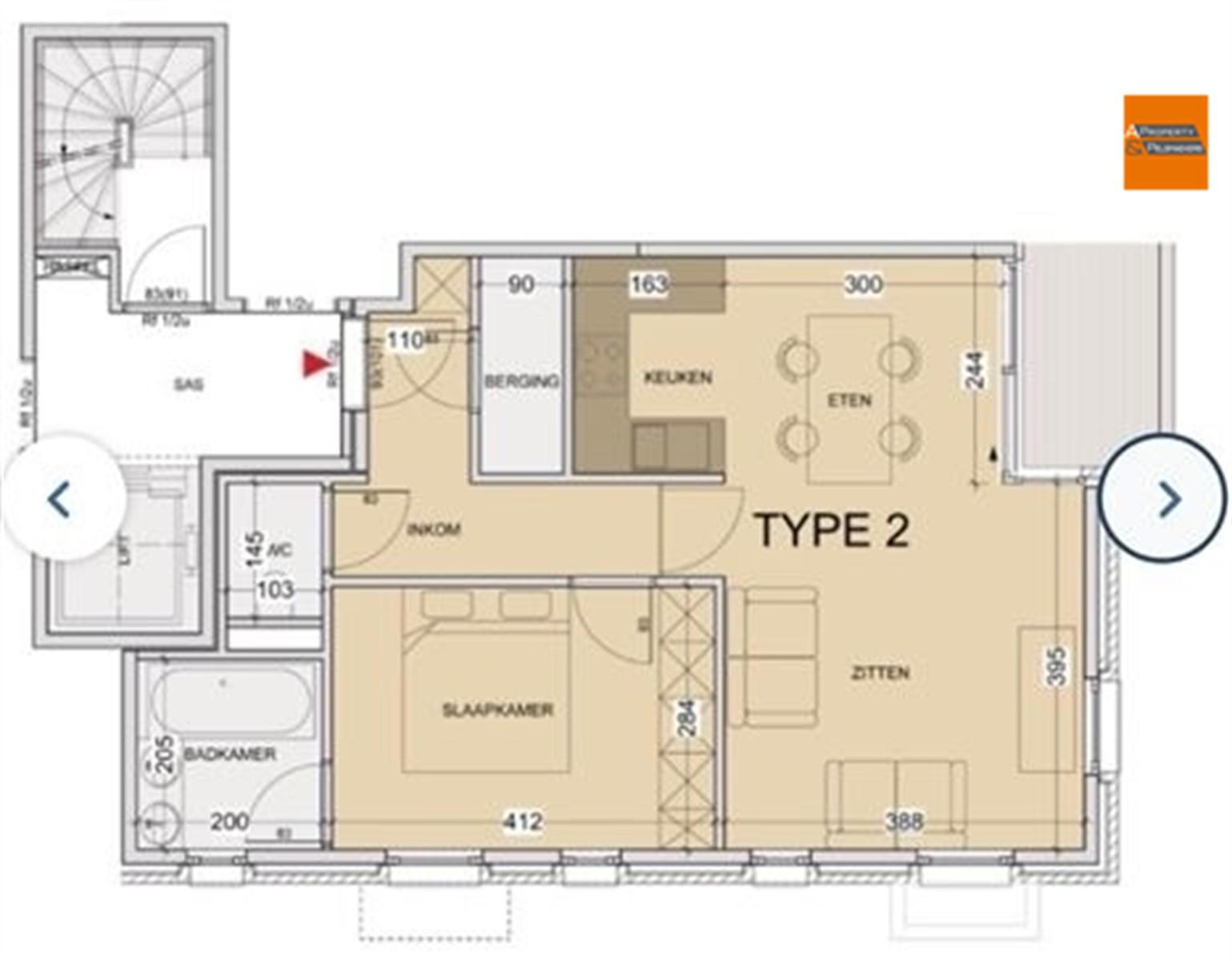 Foto 23 : Appartement in 3190 BOORTMEERBEEK (België) - Prijs € 700