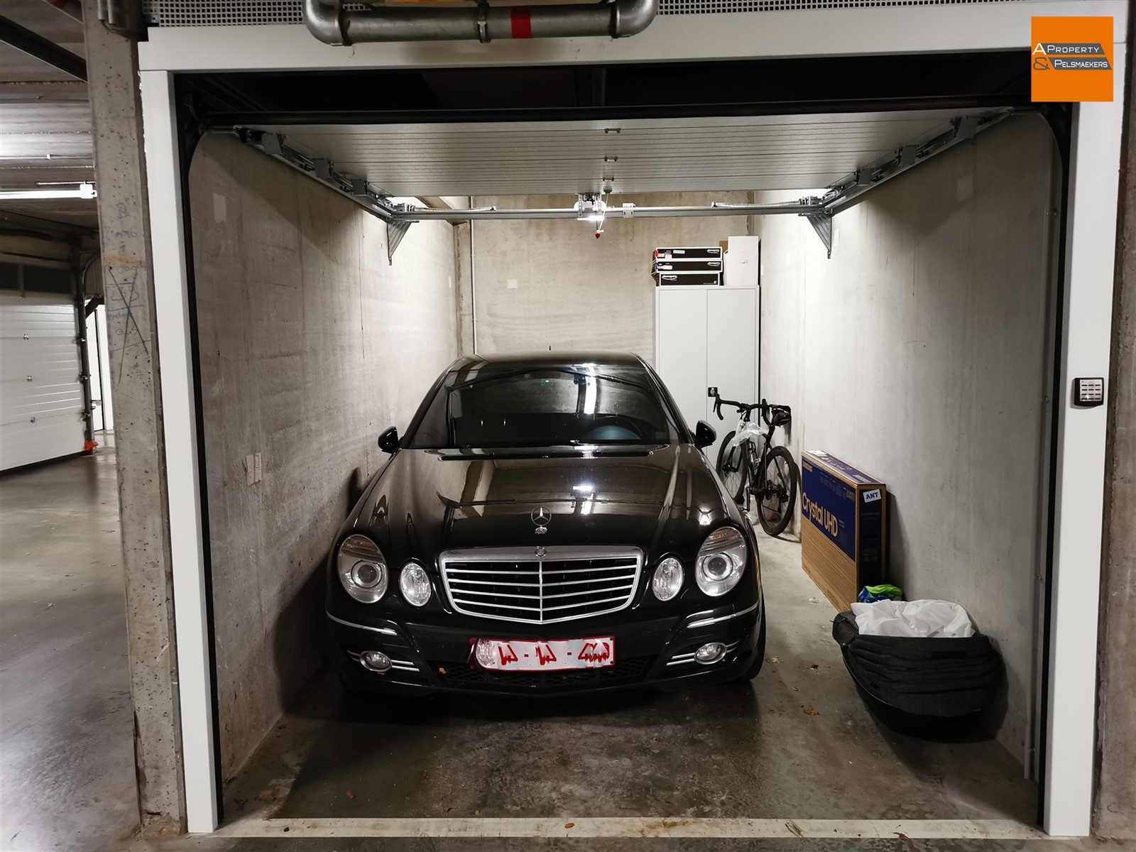 Foto 16 : Gemeubeld appartement in 1050 ELSENE (België) - Prijs € 1.500