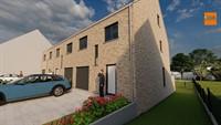 Image 2 : Projet immobilier Egenhovenstraat à BERTEM (3060) - Prix de 447.100 € à 490.500 €