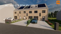 Image 1 : Projet immobilier Egenhovenstraat à BERTEM (3060) - Prix de 447.100 € à 490.500 €