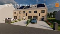 Image 1 : Real estate project Egenhovenstraat IN BERTEM (3060) - Price from 447.100 € to 490.500 €