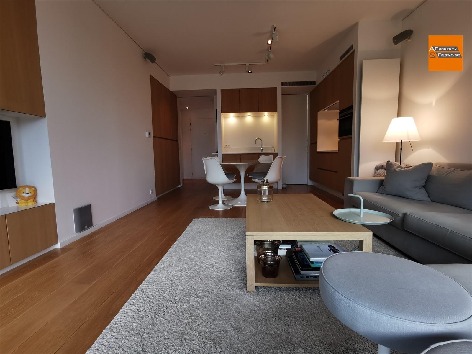 Foto 2 : Gemeubeld appartement in 1050 ELSENE (België) - Prijs € 1.500