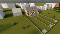 Foto 7 : Nieuwbouw Egenhovenstraat in BERTEM (3060) - Prijs Van € 447.100 tot € 490.500