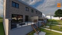 Image 4 : Projet immobilier Egenhovenstraat à BERTEM (3060) - Prix de 447.100 € à 490.500 €