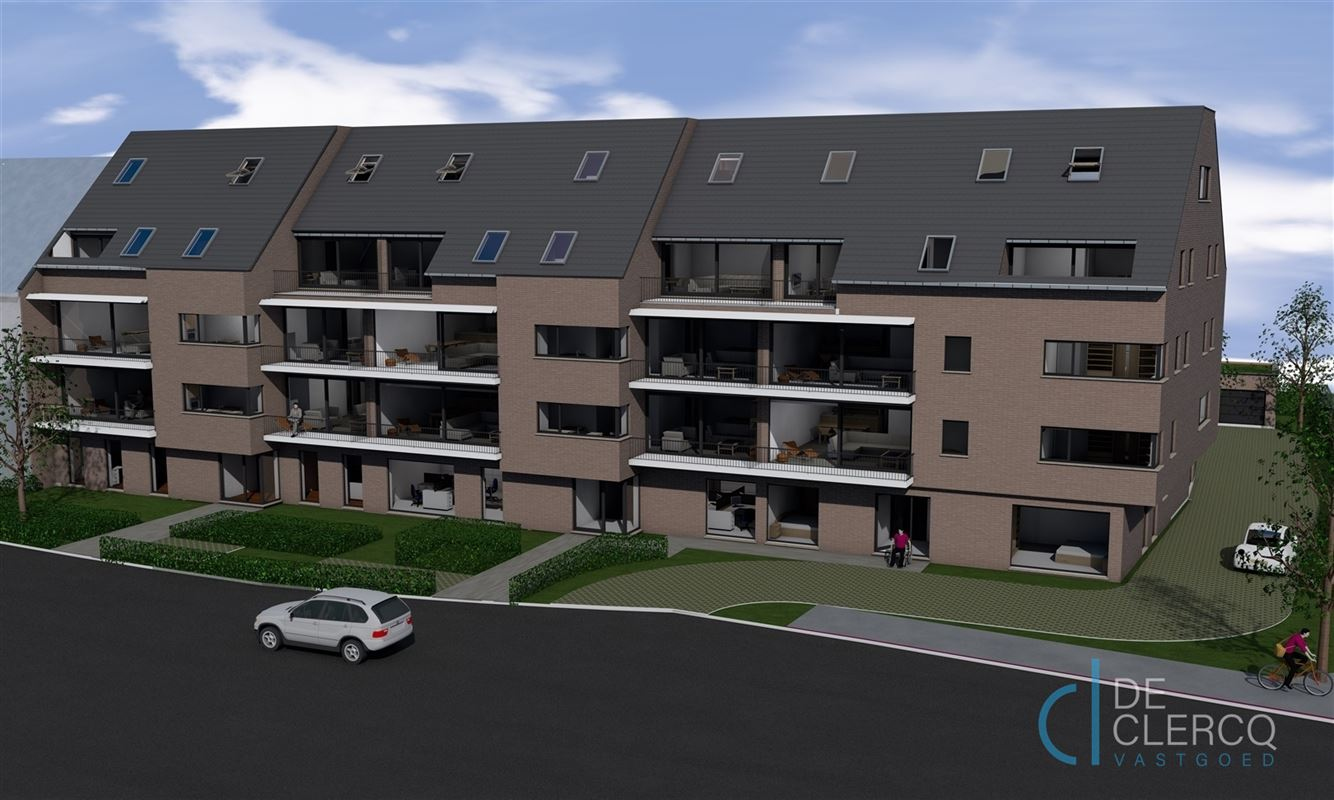 Foto 1 : Appartement te 9080 LOCHRISTI (België) - Prijs € 350.270