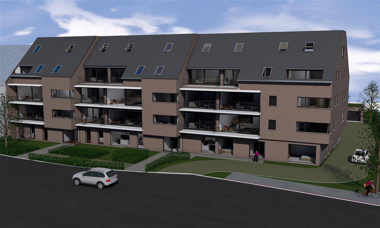 Nieuwbouw : Residentie Charles  te LOCHRISTI (9080) - Prijs Van € 110.453 tot € 350.270