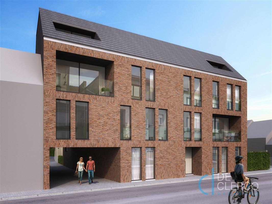 Foto 1 : Appartement te 9032 WONDELGEM (België) - Prijs € 220.000