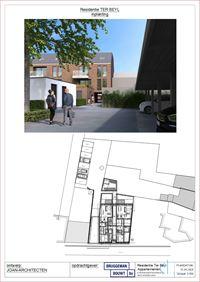 Foto 4 : Nieuwbouw Residentie Ter Beyl te WONDELGEM (9032) - Prijs Van € 220.000 tot € 330.000