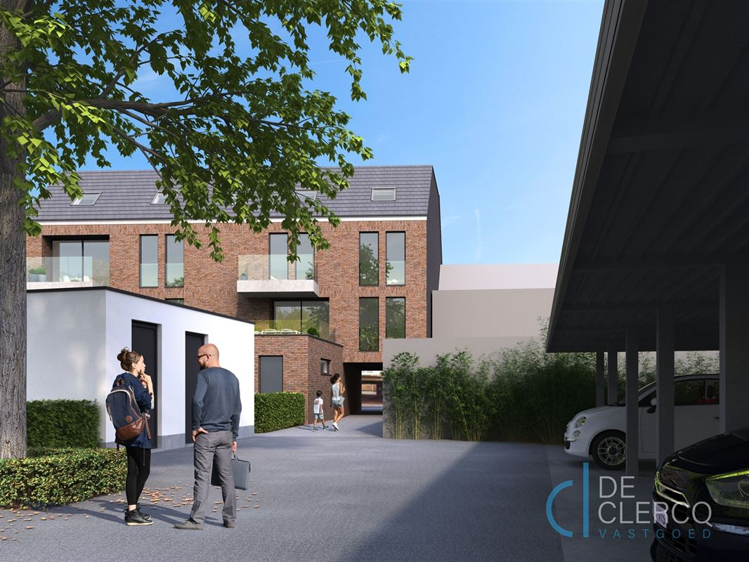 Foto 3 : Appartement te 9032 WONDELGEM (België) - Prijs € 295.000