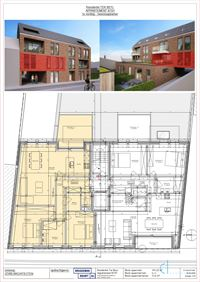 Foto 4 : Appartement te 9032 WONDELGEM (België) - Prijs € 299.000