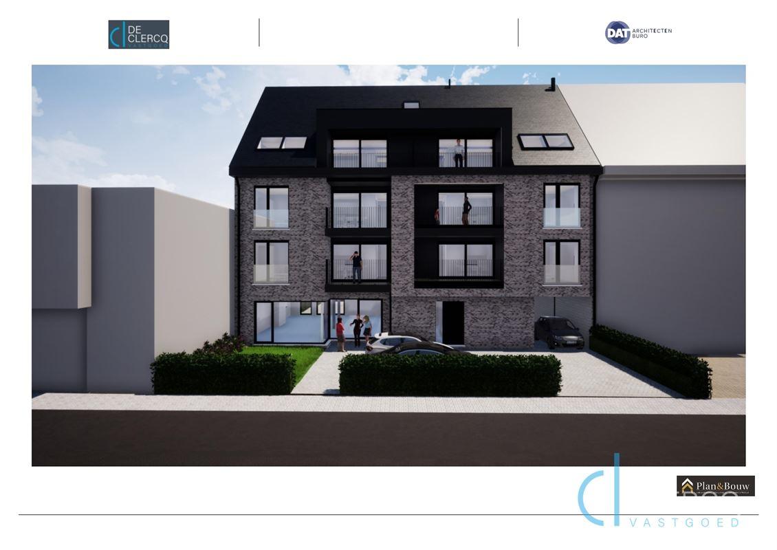 Nieuwbouw : Residentie César  te LOCHRISTI (9080) - Prijs Van € 332.500 tot € 347.500
