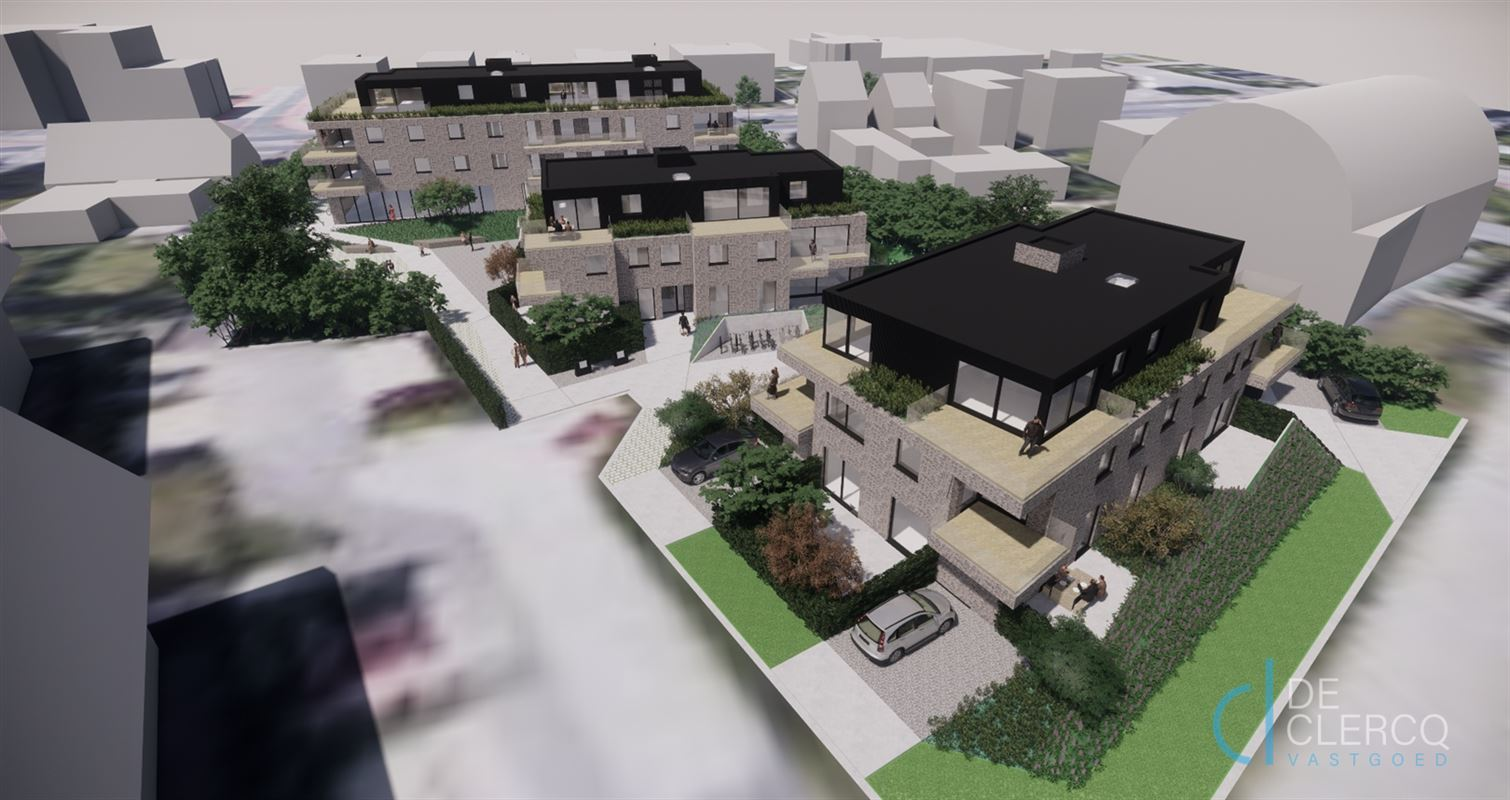 Foto 1 : Appartement te 9080 LOCHRISTI (België) - Prijs € 327.292