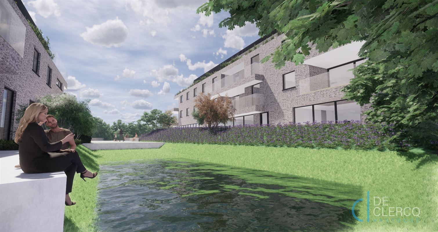 Foto 18 : Appartement te 9080 LOCHRISTI (België) - Prijs € 285.264