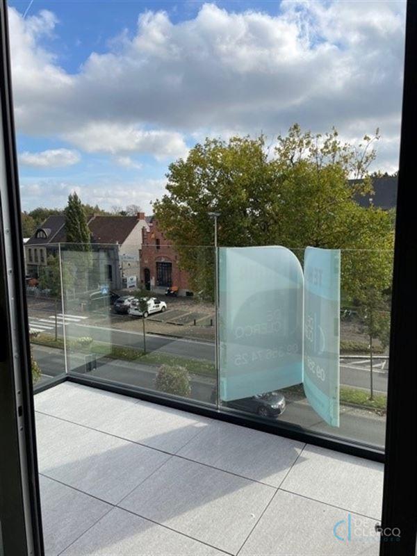 Foto 4 : Duplex/Penthouse te 9080 LOCHRISTI (België) - Prijs € 950