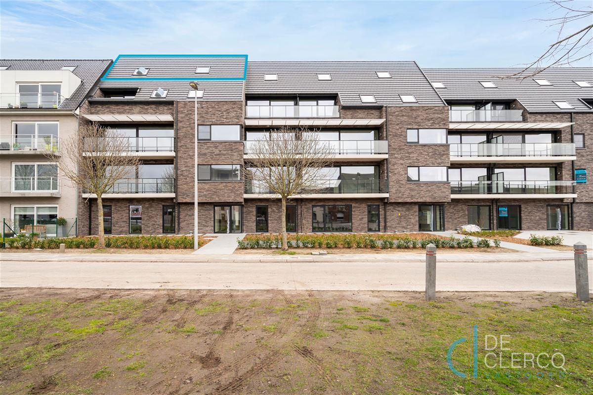 Foto 2 : Penthouse te 9080 LOCHRISTI (België) - Prijs € 325.270