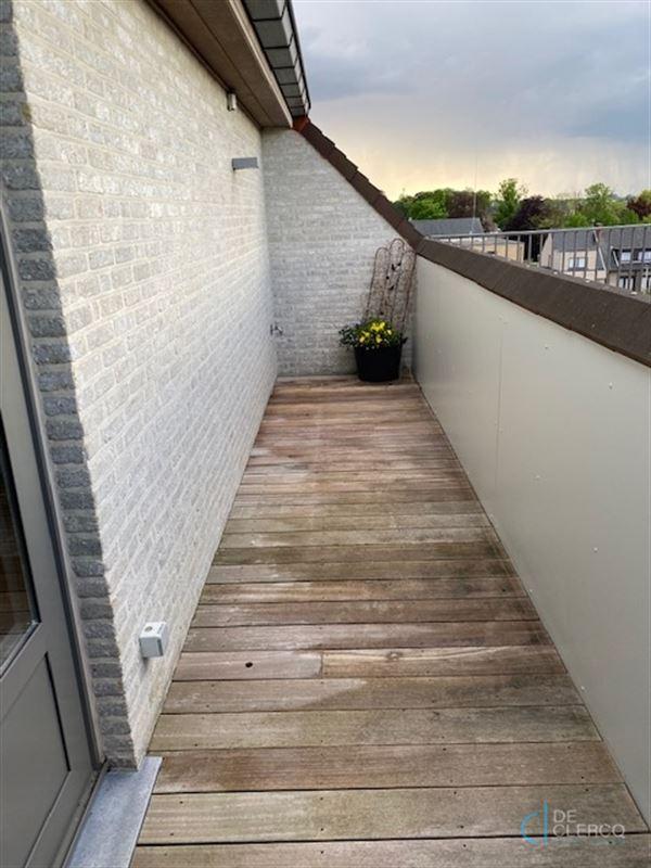 Foto 8 : Appartement te 9080 LOCHRISTI (België) - Prijs € 850