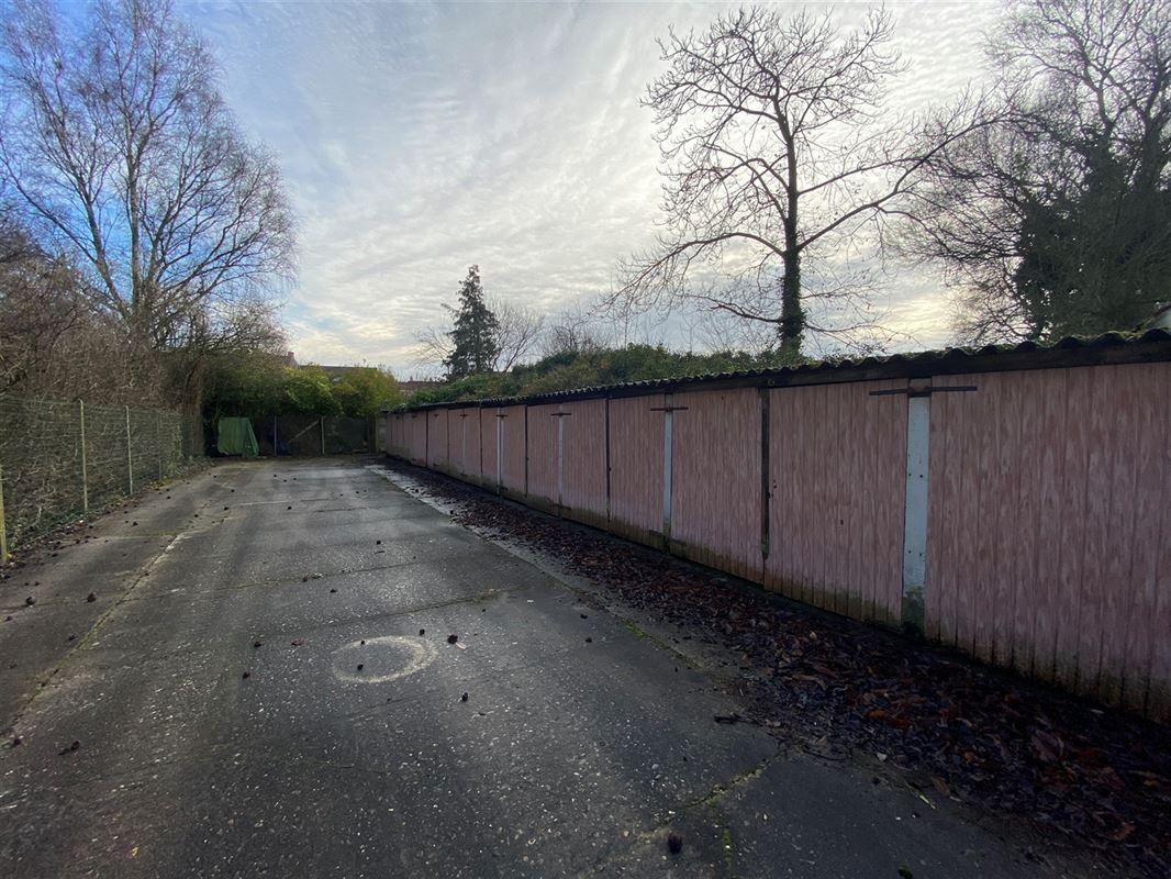 Foto 1 : Garagebox te 2550 KONTICH (België) - Prijs € 111.000