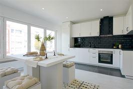 Duplex te 2170 MERKSEM (België) - Prijs € 225.000
